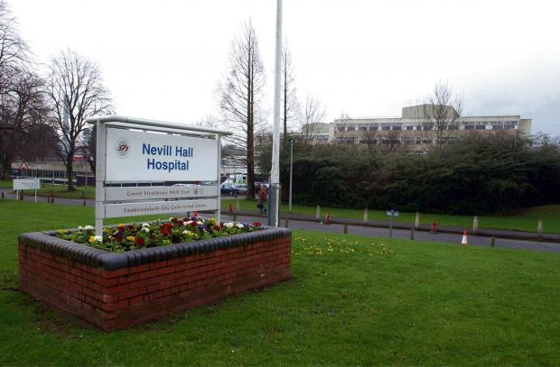Thieves strike Abergavenny hospital radio