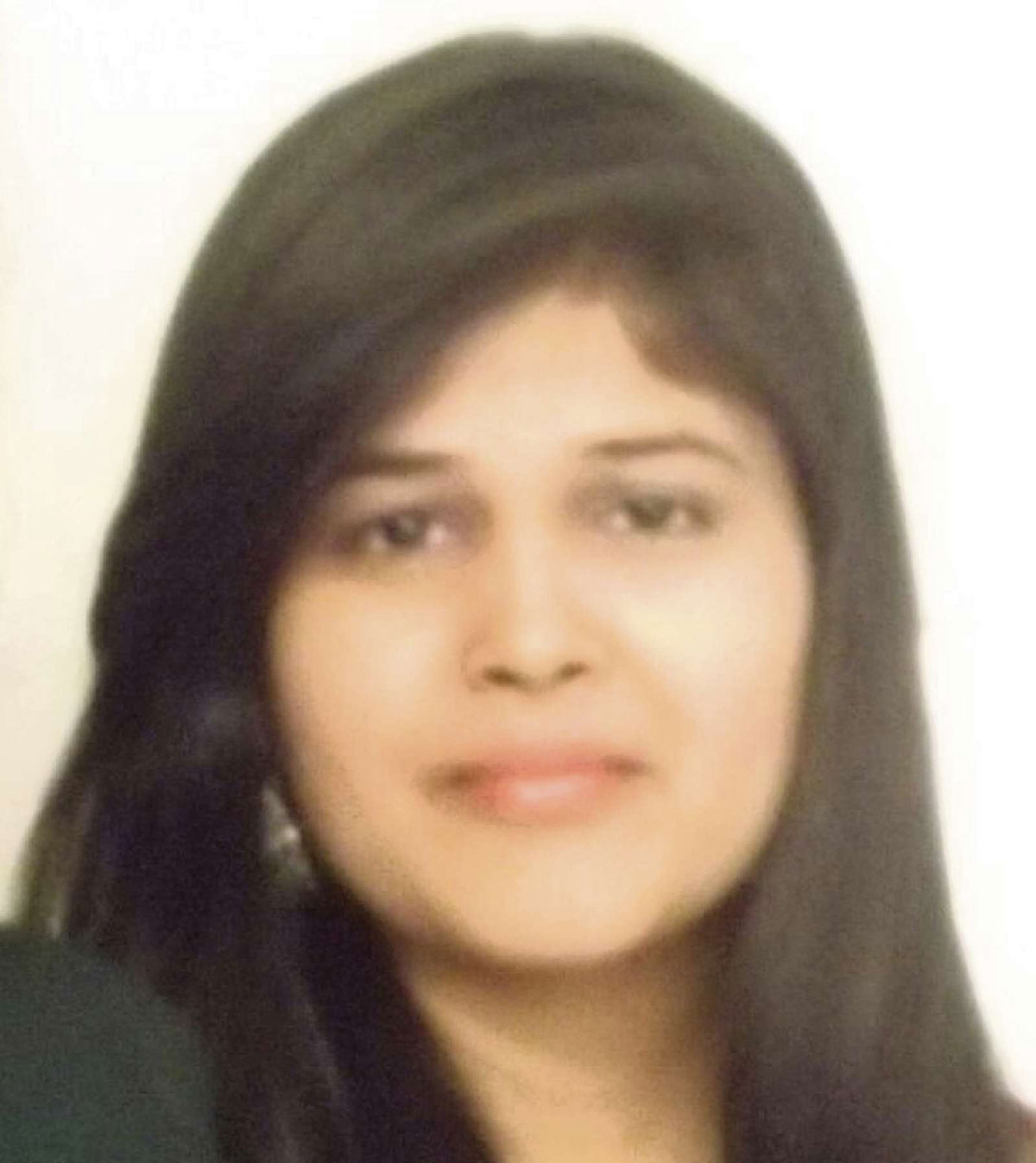 MISSING: Nida Naseer