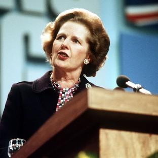 South Wales Argus: The papers indicate that then prime minister Margaret Thatcher was aware of Britain's involvement