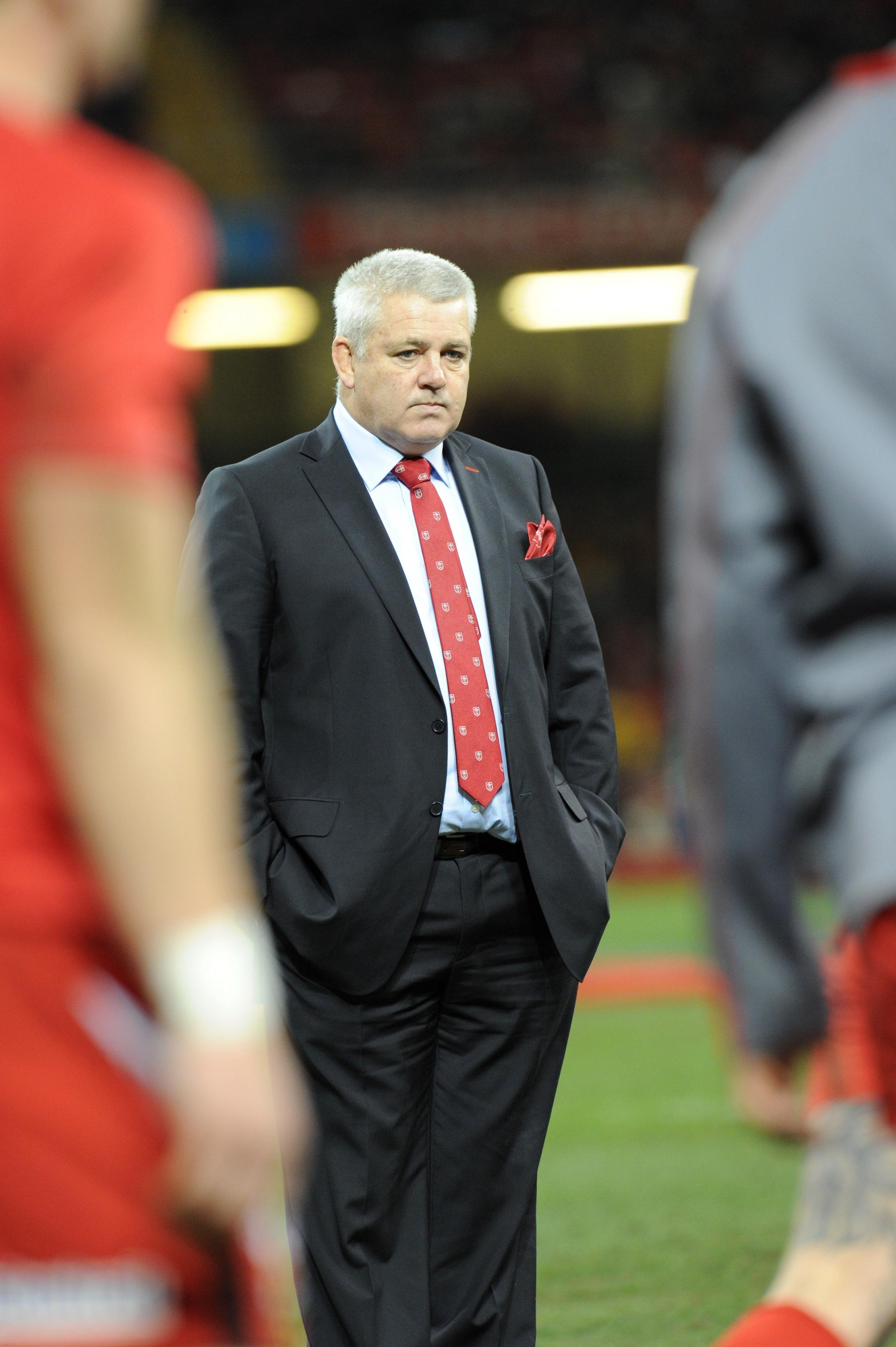 Off-field issues won't hinder Wales, writes coach Warren Gatland