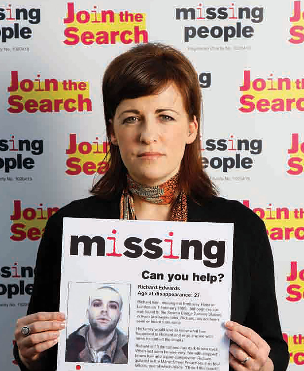 BEHIND THE HEADLINES: Keeping open the cases of missing people