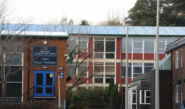 South Wales Argus: Monmouth Comprehensive School (3473179)