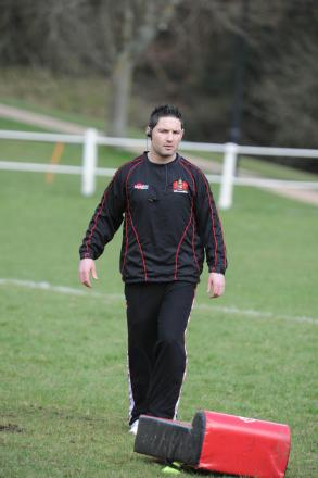 Head coach Mike Hook leaves Pooler for Bridgend