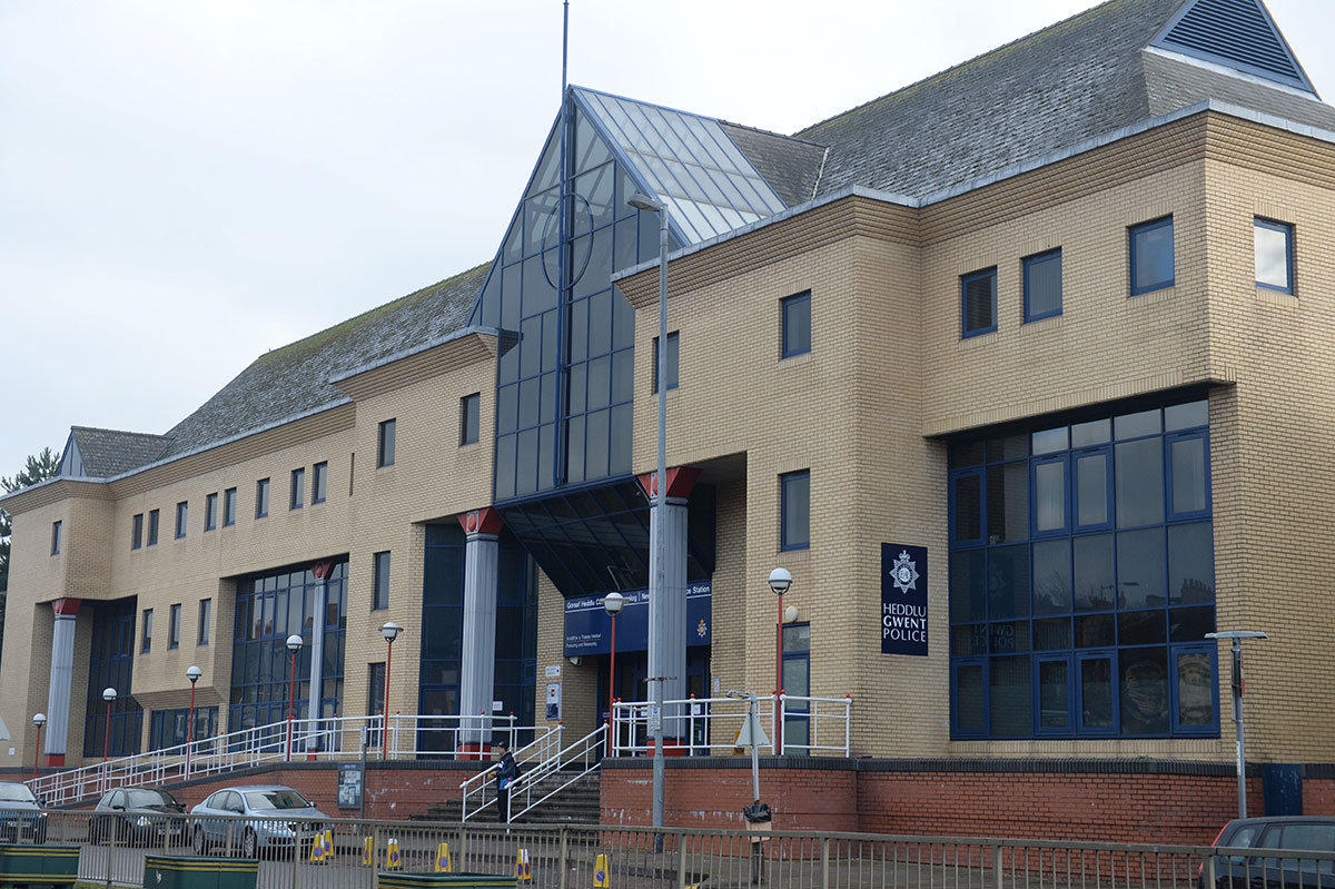 CYCLE THEFT: Newport Central Police Station