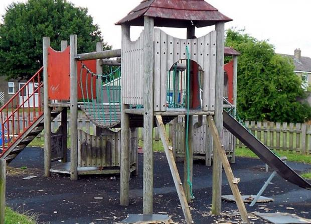 Smoke free plan for Newport play areas