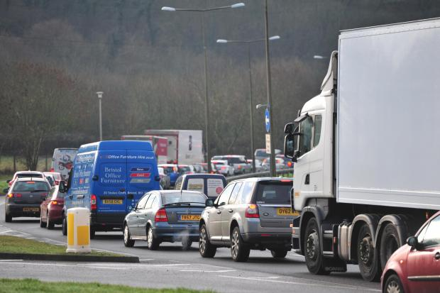 South Wales Argus: TRAFFIC: Significant congestion is expected during the Nato summit