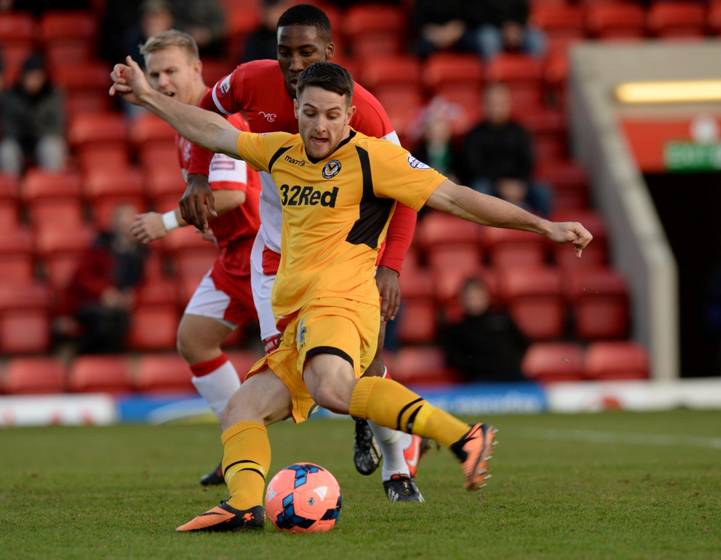 BAD DEAL: County should have held on to Conor Washington, says Len Ashurst