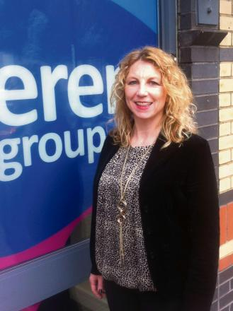 SUCCESS: Rhian Stone, corporate director of Solas in Newport, has succeed in making the whole of January alcohol free