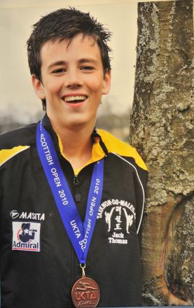 INSPIRATION: Oakdale teenager Jack Thomas who died after suspected heart failure
