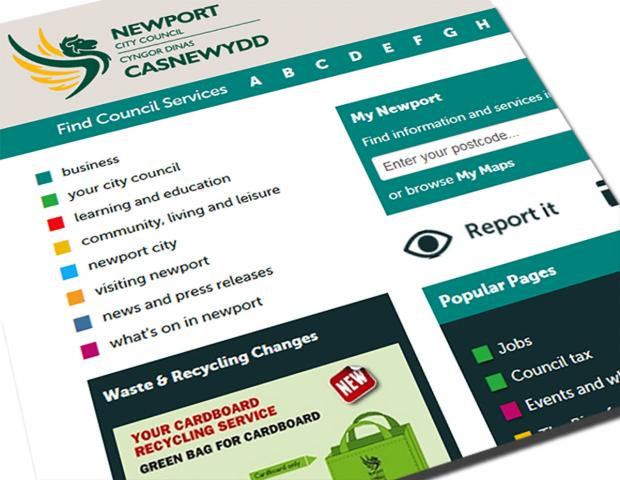 Newport council need to spend £3k to translate website into Welsh