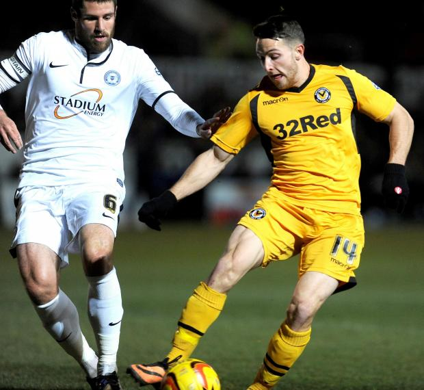 South Wales Argus: DEPARTED: Conor Washington is now a Peterborough United player