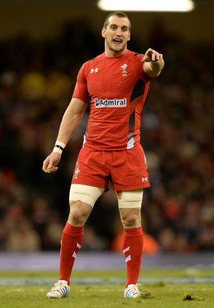 INJURY: Wales captain Sam Warburton
