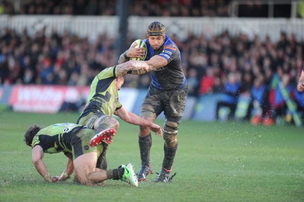 Dragons ace Netani Talei has Edinburgh friends in his sights