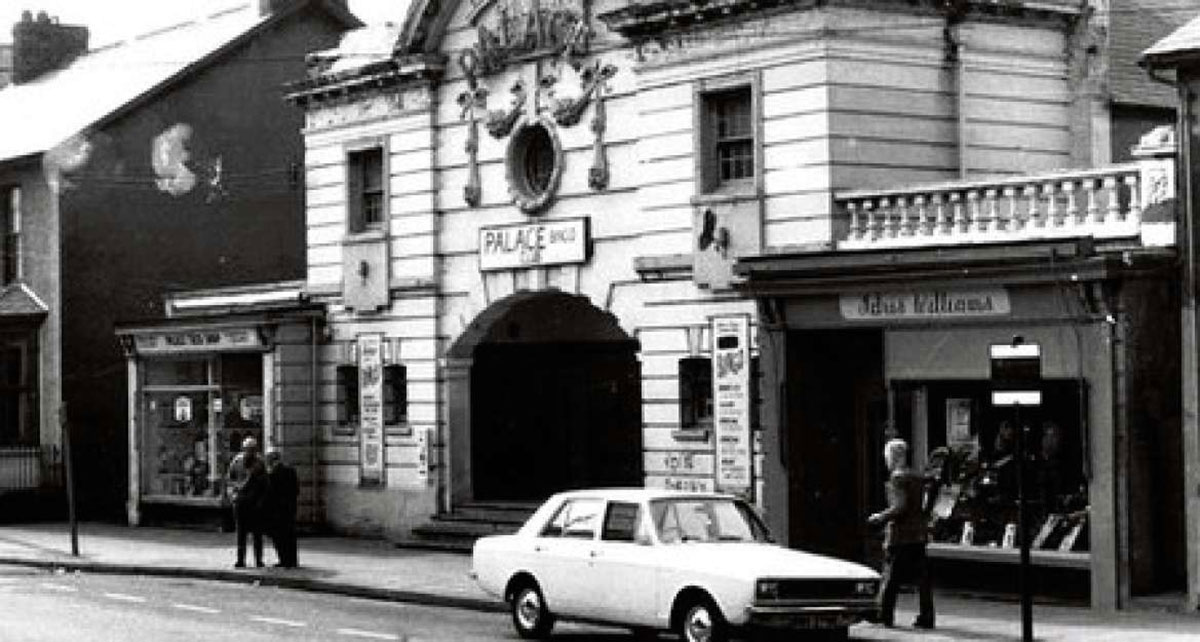NOW AND THEN: The Palace Cinema, Risca