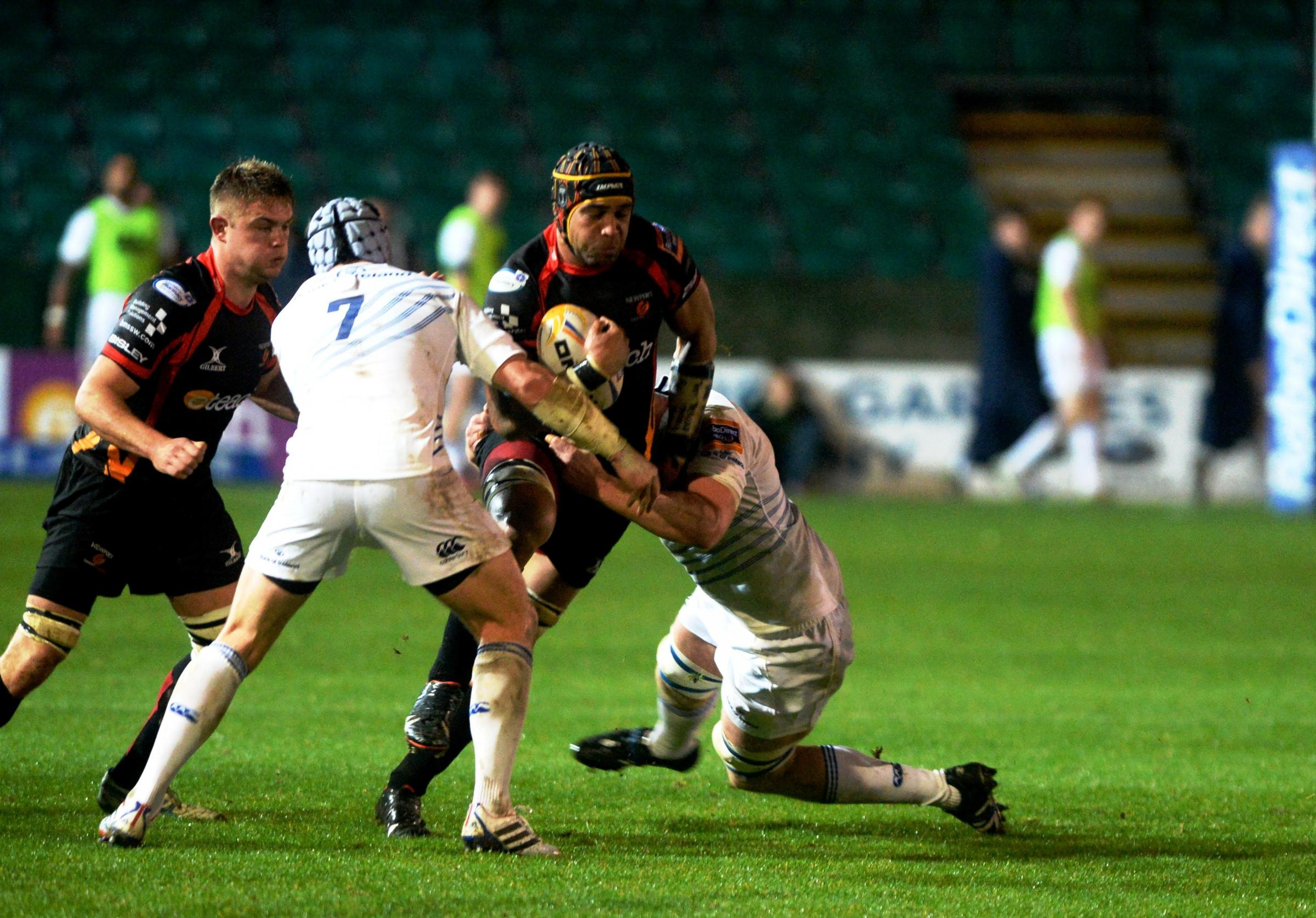 Dublin pain nothing new for Dragons