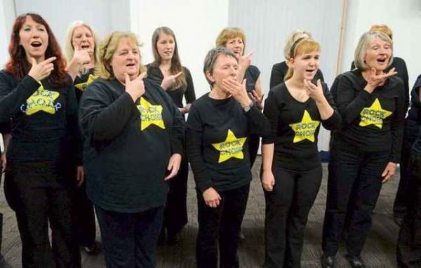 Gwent choirs attempt singing and signing record