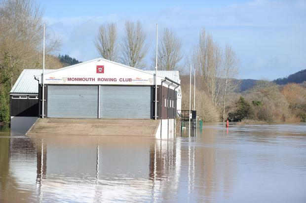 More flood warnings for Gwent