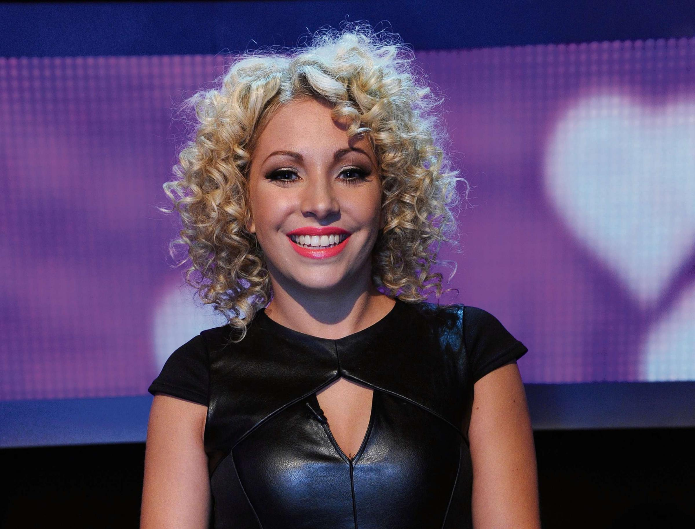 "EXCITED: Jess Whatmore is looking for a man who is a ""good laugh"" on ITV1 dating show Take Me Out.  Photo: ITV"