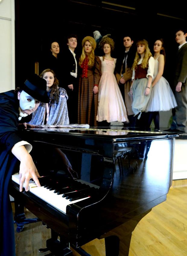 South Wales Argus: Chepstow school to stage Phantom of the Opera
