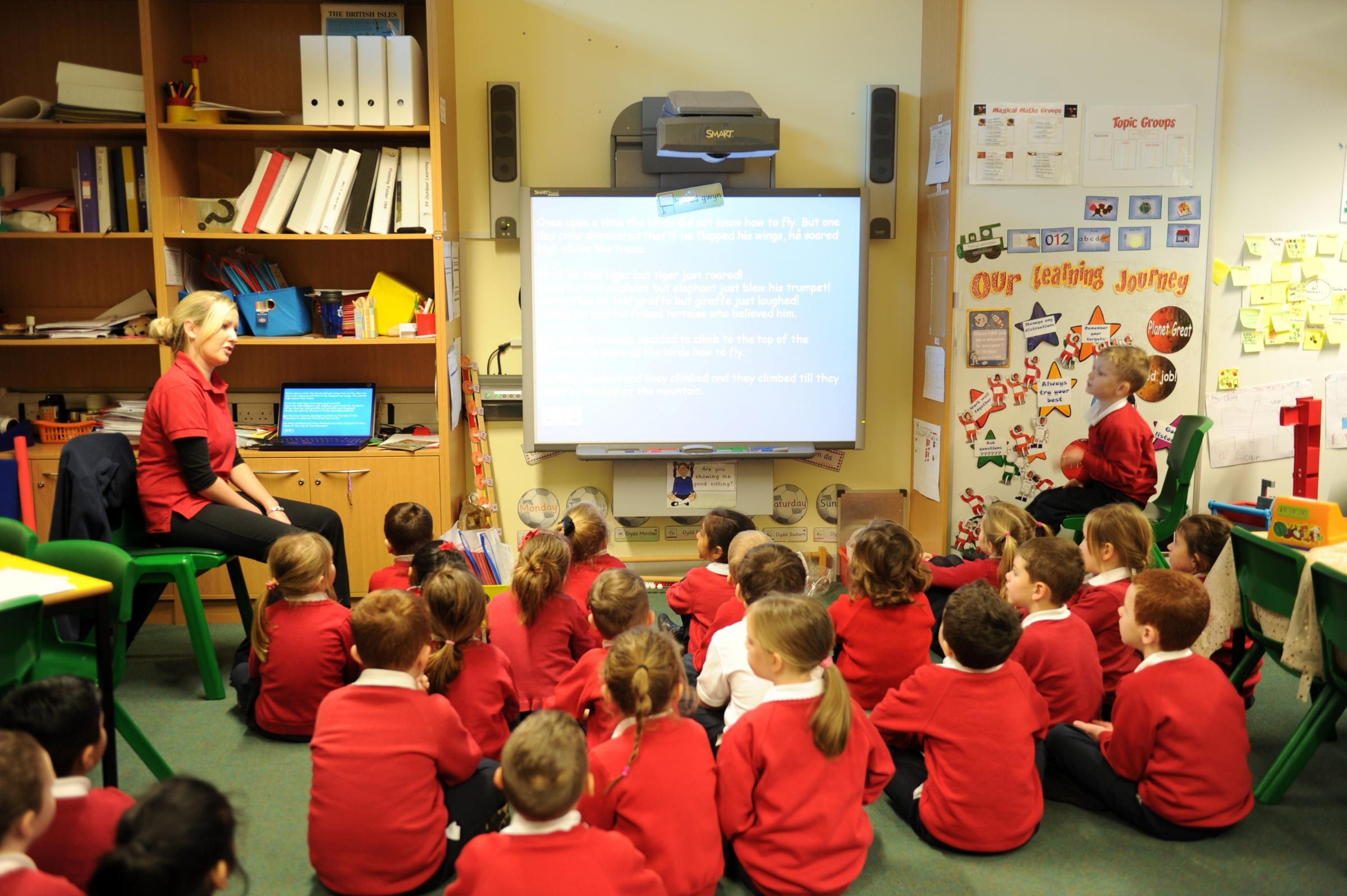 SCHOOL OF THE WEEK: We visit Glan Usk Primary School