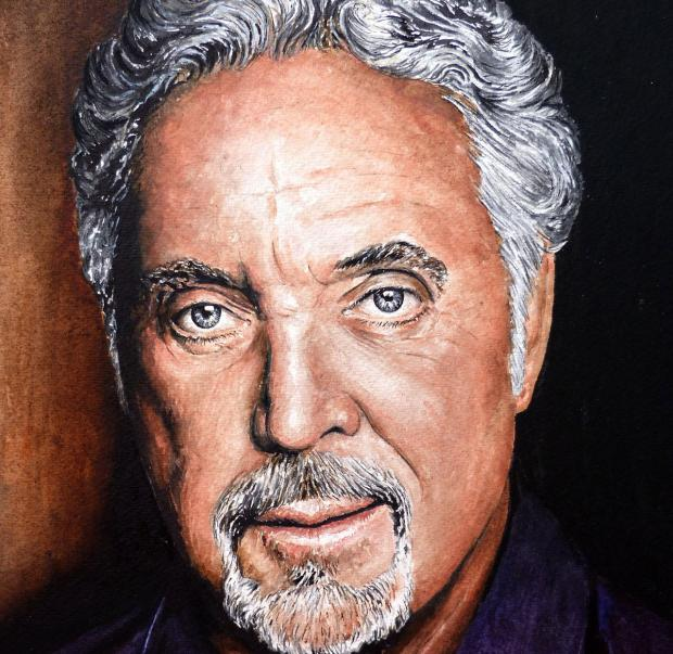 South Wales Argus: ICONIC VOICE: Tom Jones