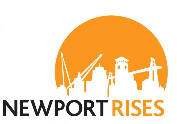 Winning logo for Newport group announced