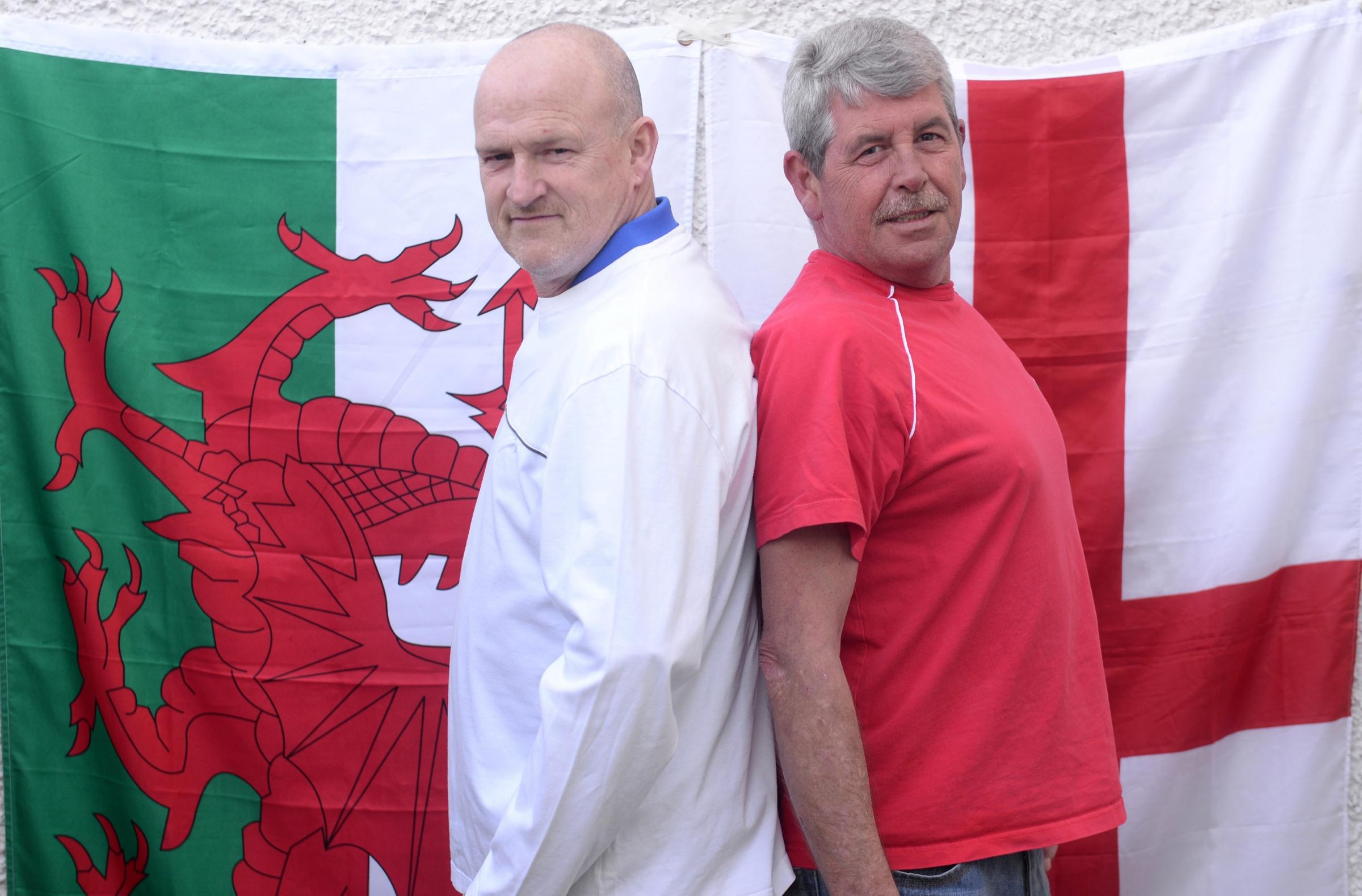 Gwent gears up for England v Wales