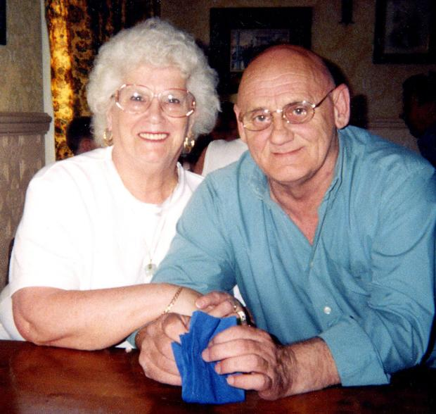 AGONISING WAIT: John and Betty Tuvnes