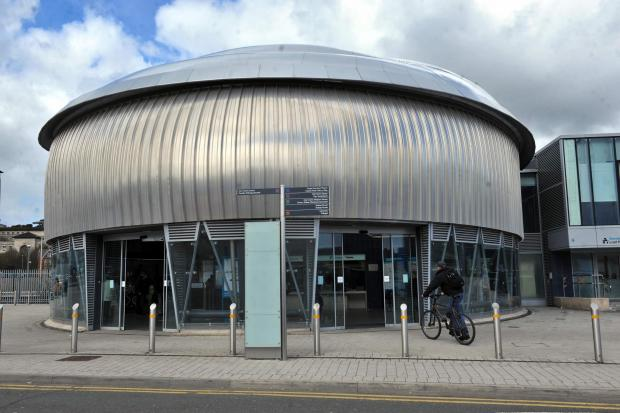 South Wales Argus: Newport railway station usage falls