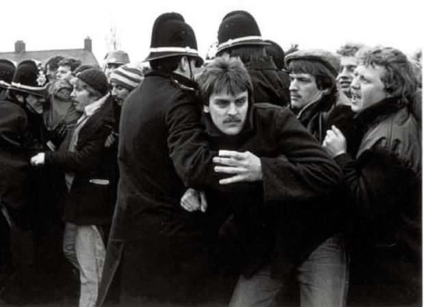 BITTER CONFLICT: The 1984-85 miners' strike