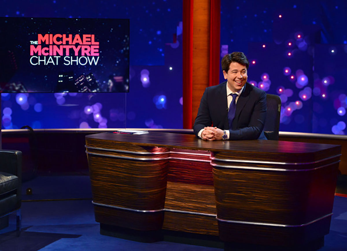 TALK-SHOW DISASTER: The Michael McIntyre Chat Show
