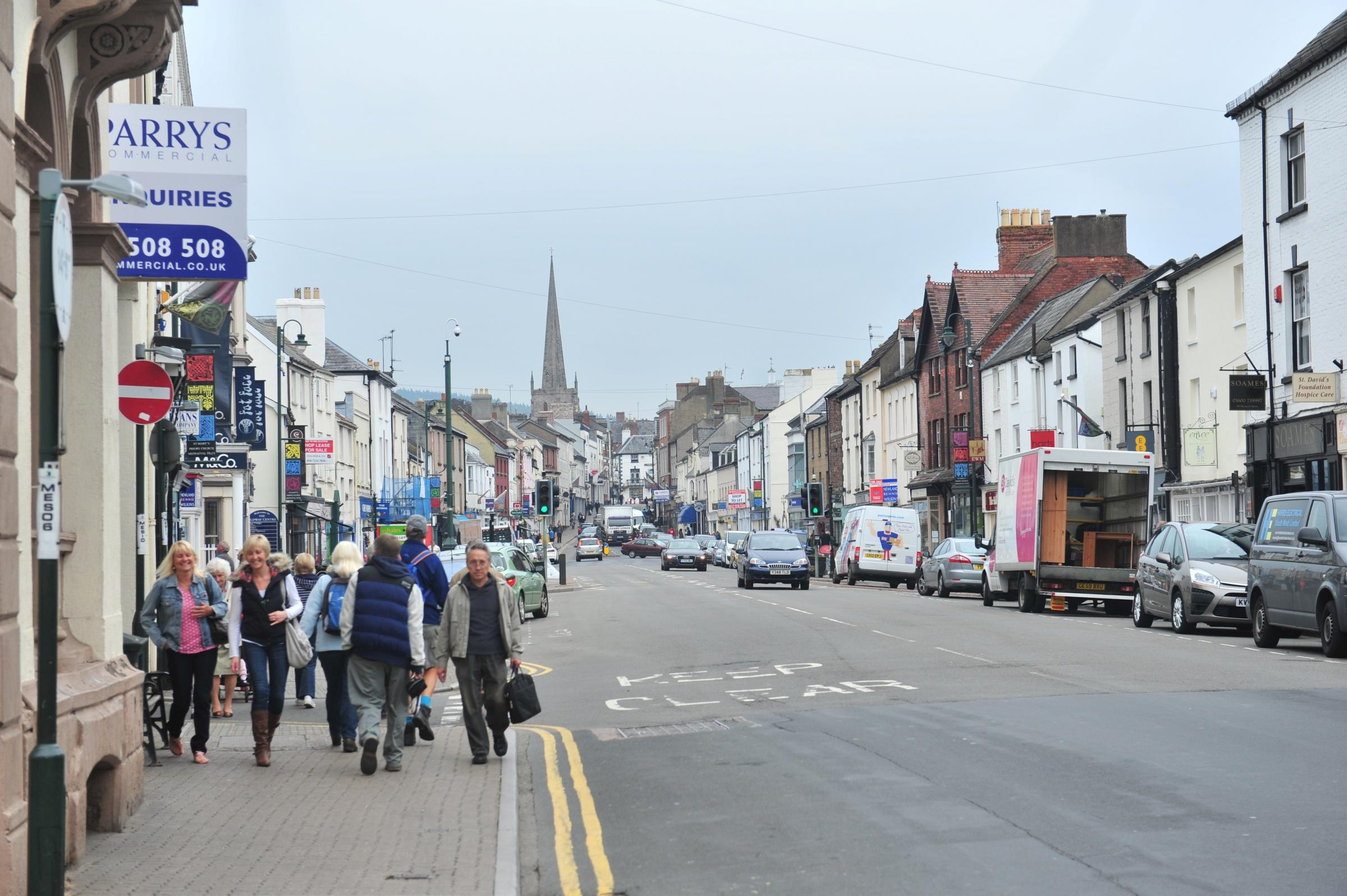 Monmouth named one of the UK's best places to live