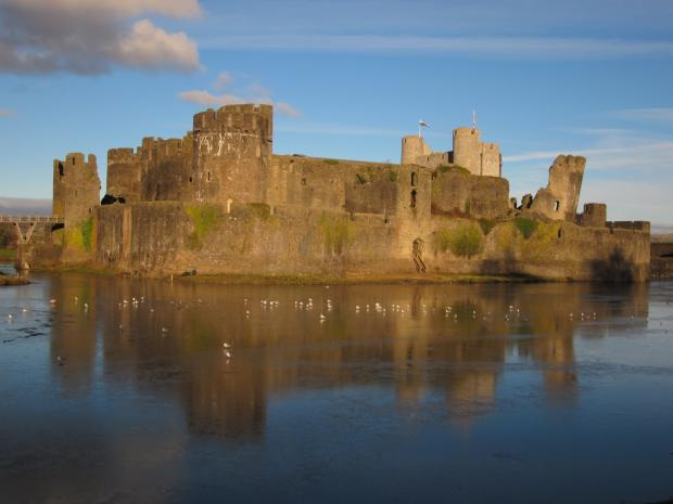 South Wales Argus: – the largest castle in Wales – is among the stops on the Easter Monday day trip.