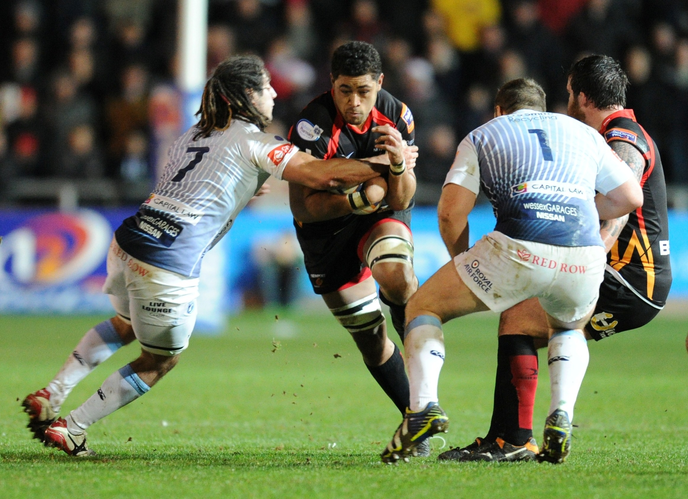 Wales ace Faletau set to be Dragons' impact sub