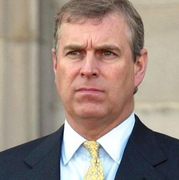 South Wales Argus: The Duke of York said he had learned during his time at school not to be afraid of failure