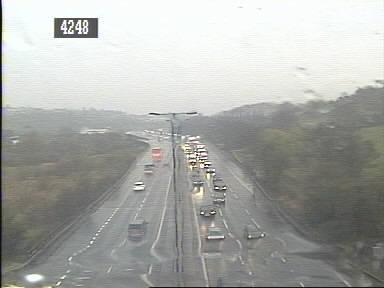 M4 QUEUES: Delays are reported after a crash on the M4 in Newport