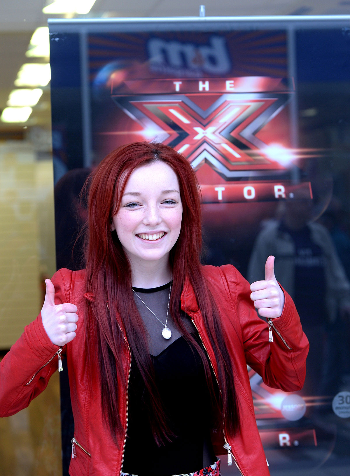 Teen undertaker is first to pass Newport X factor audition