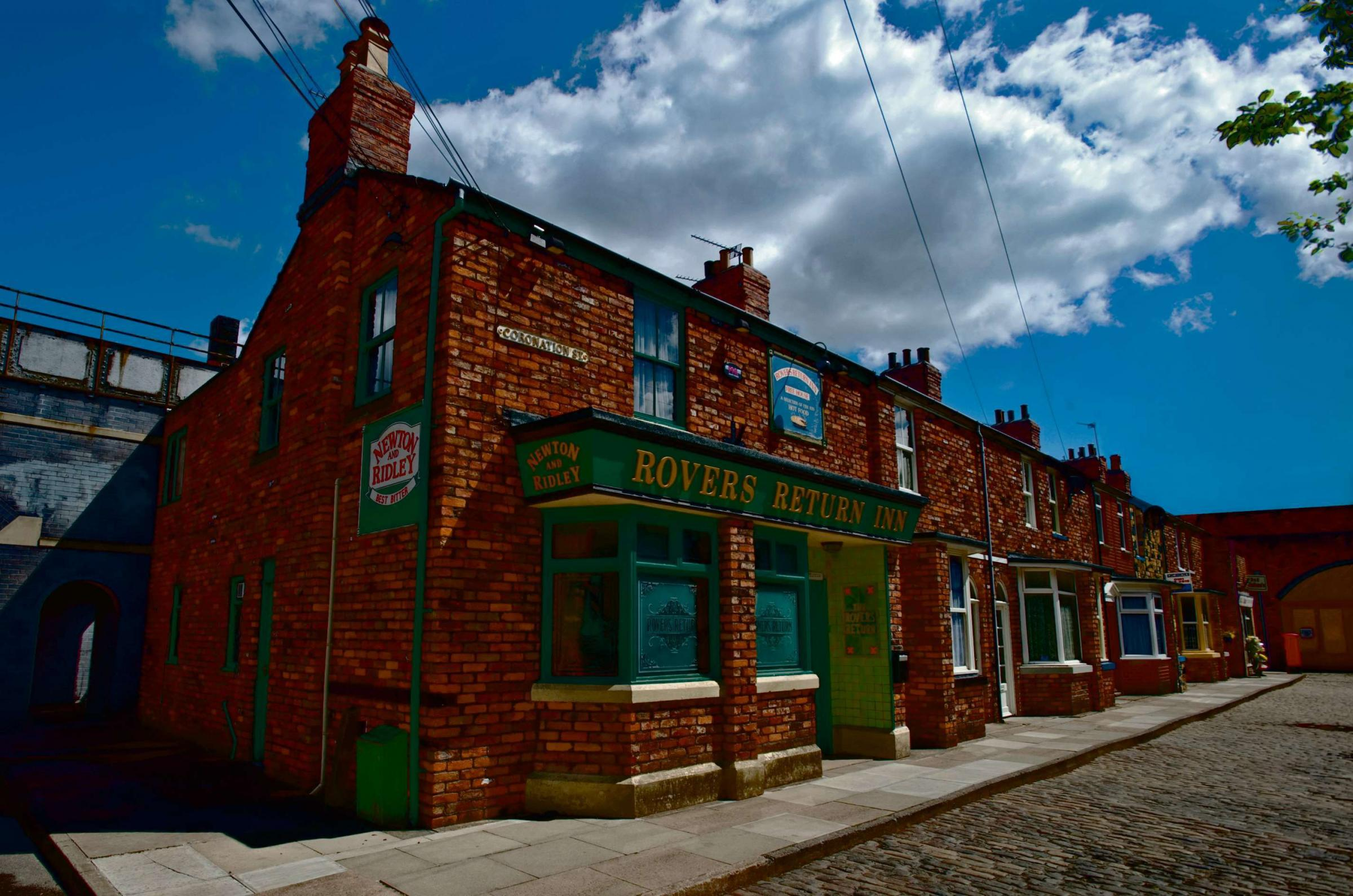 Last chance to see Coronation Street's historic home