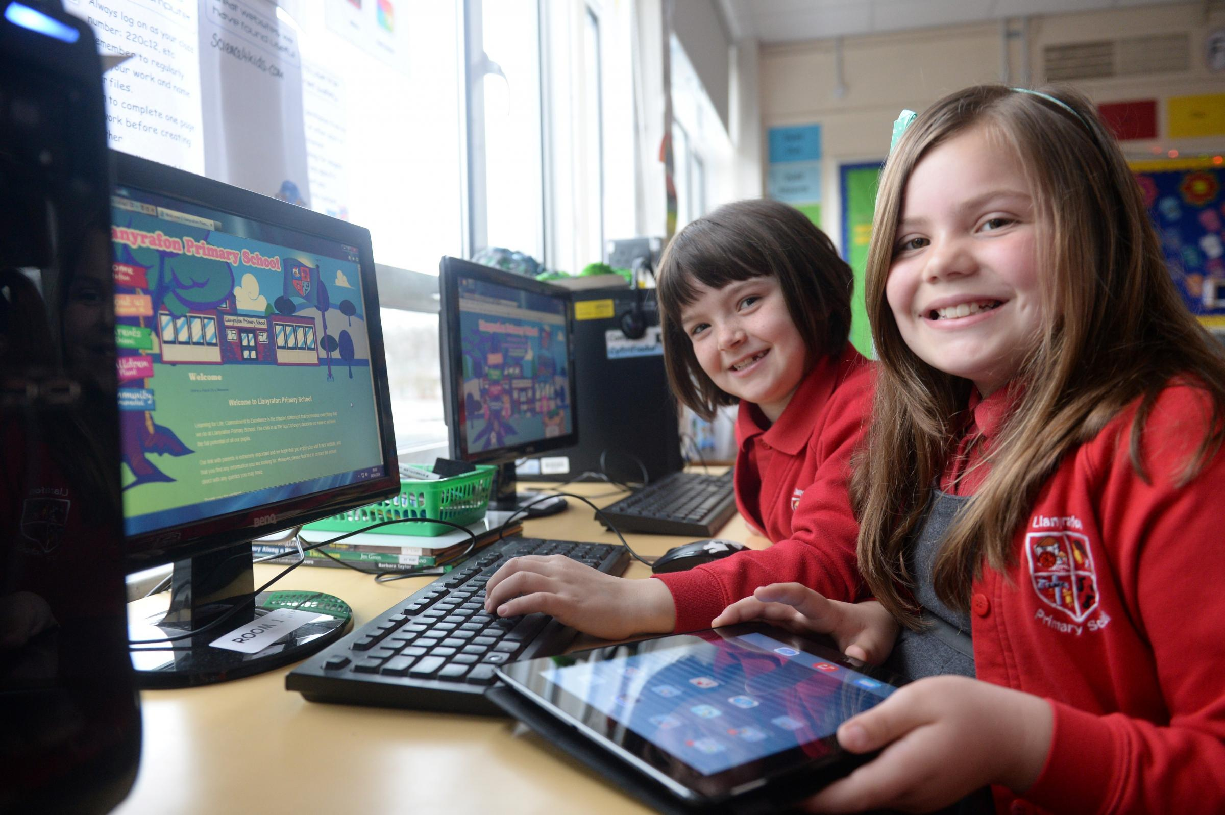 SCHOOL OF THE WEEK: Llanyrafon Primary School