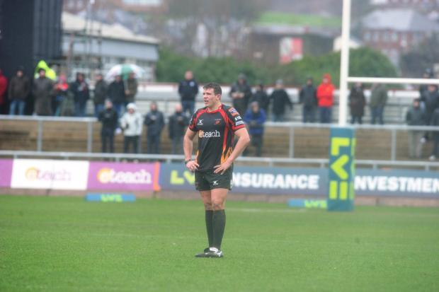 'NOTHING TO LOSE': Newport Gwent Dragons hooker Elliot Dee