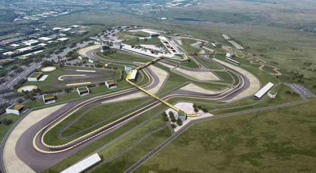 South Wales Argus: Welsh Government may finance MotoGP circuit