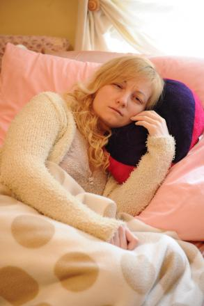 Lindsay  Clarke from Talywain who suffers from a one in a million condition called Stiff-Person's Syndrome (5208314)