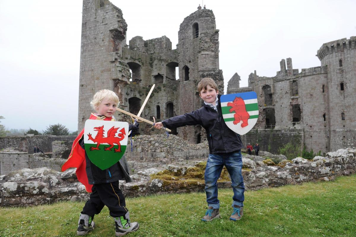 Pictures easter events go down a storm in chepstow and raglan pictures easter events go down a storm in chepstow and raglan negle Choice Image
