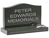 Peter Edwards Memorials