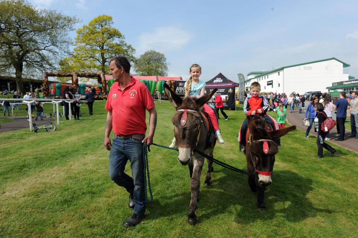 Pictures easter events go down a storm in chepstow and raglan pictures easter events go down a storm in chepstow and raglan a family fun day negle Choice Image