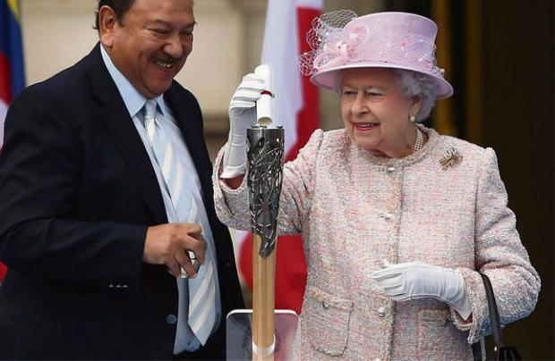 Queen's Baton Relay comes to Gwent
