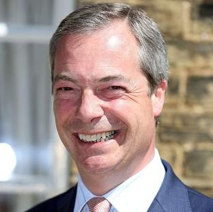 South Wales Argus: Farage: I did not 'bottle' MP bid