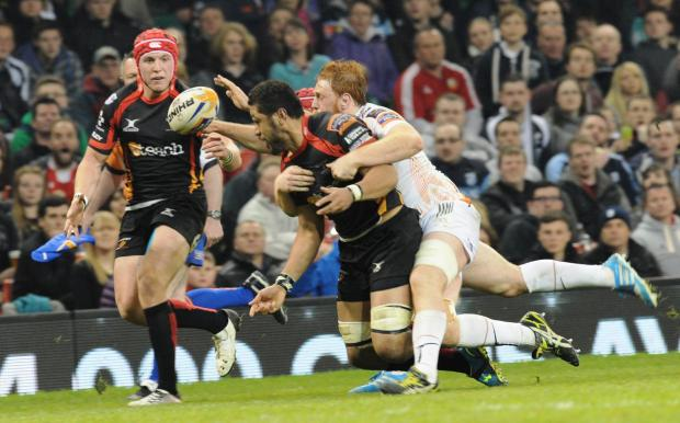 Baker pens fresh Ospreys deal