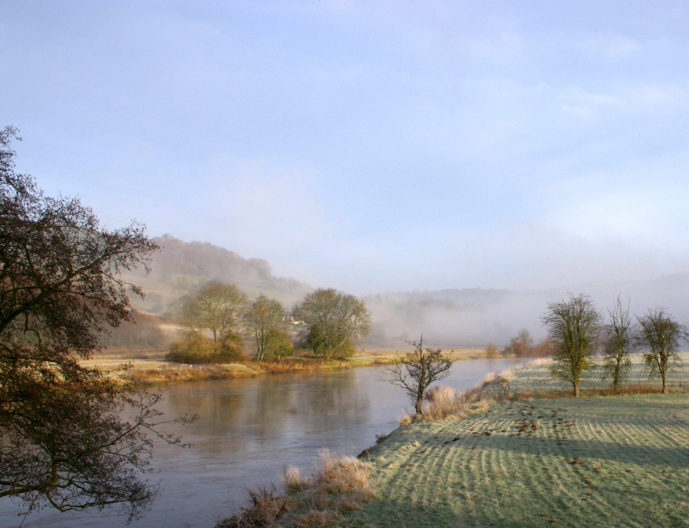 IT'S THE WEEKEND: The Great Outdoors - Two million visit Wye Valley every year