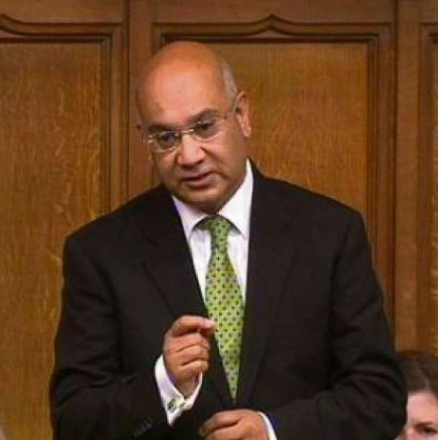 South Wales Argus: POLICE AND CRIME COMMISSIONERS 'ON PROBATION': Home Affairs Select Committee chairman Keith Vaz MP